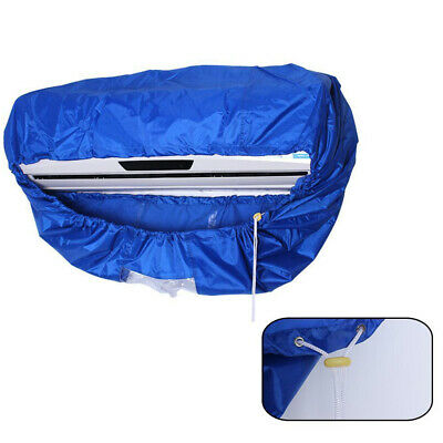 AU25.55 • Buy Air Conditioner Cleaning Cleaner Cover Dust Washing Protector Waterproof-Bag AU