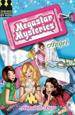 Angel (Megastar Mysteries) By Annabelle Starr, Good Used Book (Paperback) FREE & • 2.25£