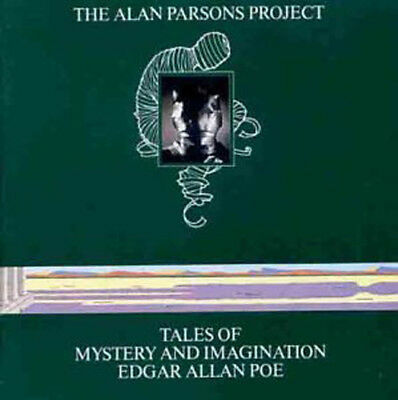 Alan Parsons Project Tales Of Mystery And Imagination Cd Rock New • 6.99£