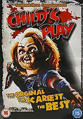 Childs Play [DVD] [1988], , Used; Good DVD • 3.03£