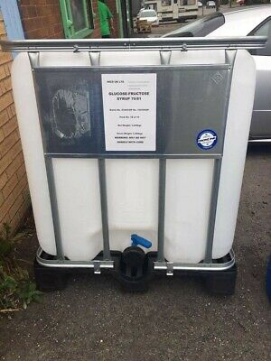 IBC Water Tank 1000 Litre IBC Container, Water Storage, Allotment Collection!! • 60£
