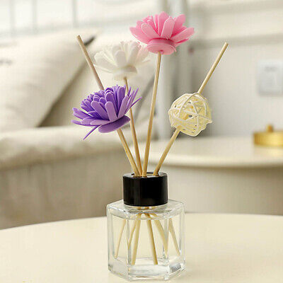 AU8.49 • Buy Home Decor Essential Oil Aroma Diffuser Scent Rattan Sticks Set Reed Replacement