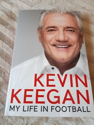 £6 • Buy Kevin Keegan.  My Life In Football.  Paperback Excellent As New Condition.