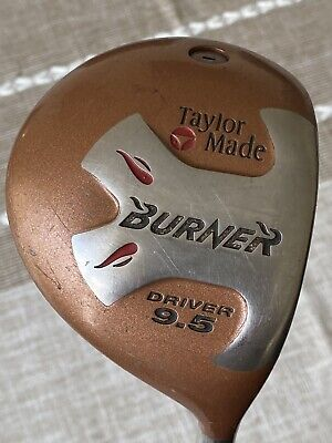 Taylor Made 9.5 Burner Driver Bubble Shaft. Used.  • 12£