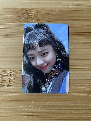 Kpop Itzy Official Yuna Not Shy Photo Card • 6.95£
