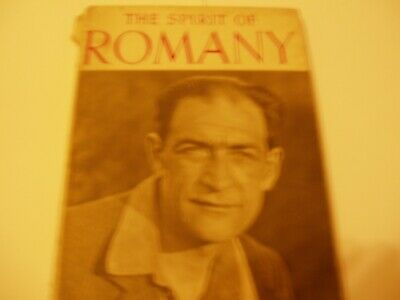 £3.49 • Buy The Spirit Of Romany Compiled By H.L.Gee (hardback 1949) 1st Edition