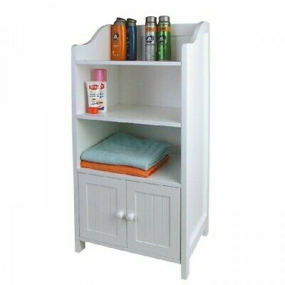 Bisley Bath Bathroom Furniture Storage Cabinet Bathroom Cupboard • 43£