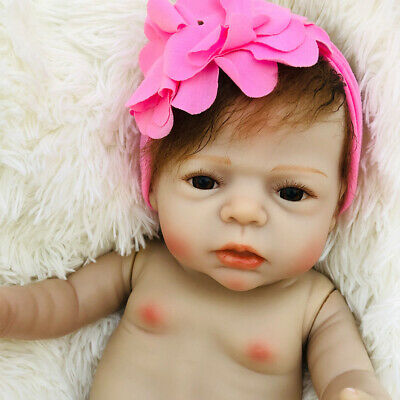 $ CDN105.24 • Buy 22 Inch Realistic Reborn Baby Doll Girls Toy Toddler Newborn Lifelike Accompany