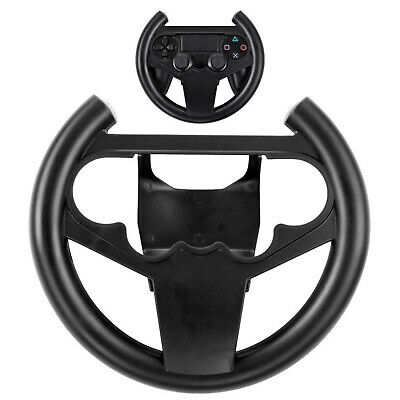 AU13.53 • Buy Gaming Racing Steering Wheel For Sony Playstation 4 PS4 Controller Accessories