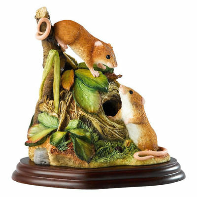 Border Fine Arts Studio A20850 Harvest Mice - New - • 49.99£