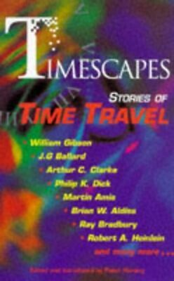 Timescapes: Stories Of Time Travel [Hardcover] Haining, Peter • 4.99£