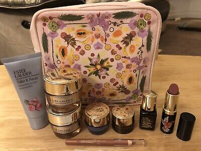 Estee Lauder Revitalizing Supreme,night,eye,serum,lipstick, Gift Set • 20£