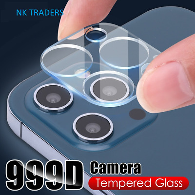 9H Camera Lens For IPhone 12, 11 Pro MAX Case Protector Tempered Glass Cover  • 3.75£