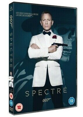Spectre (2016) DVD  Daniel Craig *BRAND NEW AND FACTORY SEALED BEST VERSION*     • 3.99£