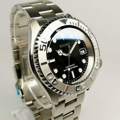 $ CDN1284.41 • Buy Assembly Seiko Mod Black Boy Custom Skx007 Size Nan