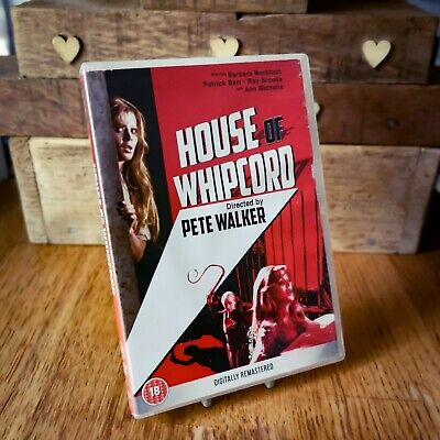 House Of Whipcord 1974 : Dvd : Pete Walker Film : Exploitation Classic • 5.99£