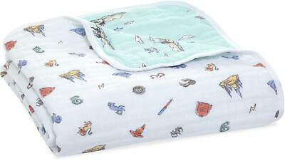 £32.99 • Buy Aden + Anais ESSENTIALS MUSLIN SWADDLE BLANKET SINGLE - HARRY POTTER Baby BN