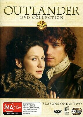 AU31.16 • Buy Outlander Complete Season Series 1 2 DVD Collection One Two First Second R4