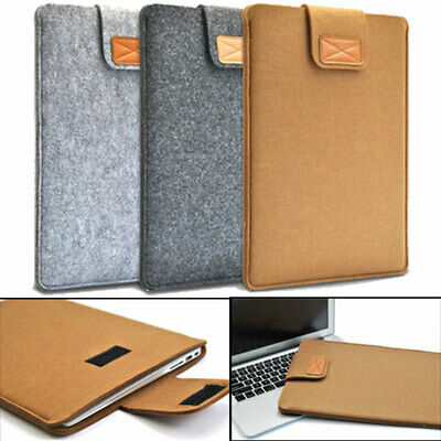 AU11.73 • Buy For MacBook Air 11  13  15  New Macbook Pro Laptop Sleeve Travel Bag Cover Case