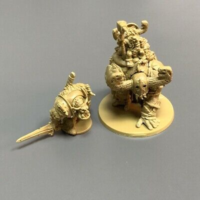 AU18.07 • Buy Lot 2 Golden Warriors For Dungeons & Dragons Board Game Miniatures Role Figure
