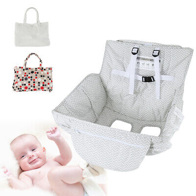 £21.99 • Buy Baby Shopping Trolley High Chair Cart Cover Child Seat Protector Mat UK