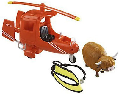 Postman Pat SDS Vehicle And Accessory Set - SDS Helicopter • 39.49£