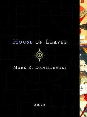 House Of Leaves: The Remastered Full-Color Edition By Mark Z. Danielewski (Engli • 23.21£