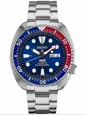 $ CDN293.89 • Buy Seiko Men's Automatic Prospex Diver PADI Stainless Bracelet Watch 45mm SRPA21