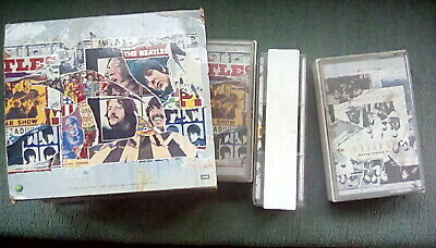 Beatles Anthology 1, 2 And 3,  Tape Cassette Albums • 5£