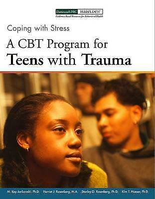 £127.47 • Buy Coping With Stress Curriculum A CBT Program For Teens With Trauma, Jankowski, Ma