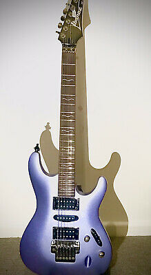 Ibanez S470, HSH With Floyd Rose Style Tremelo • 290£