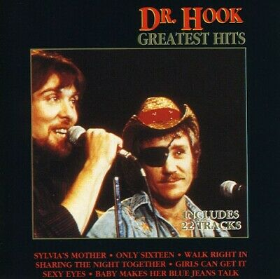 Greatest Hits: Dr Hook CD Value Guaranteed From EBay's Biggest Seller! • 10.03£