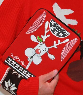 2020 Christmas Xmas Novelty IPad Android Tablet Case Cover Sleeve Universal 10  • 2.49£