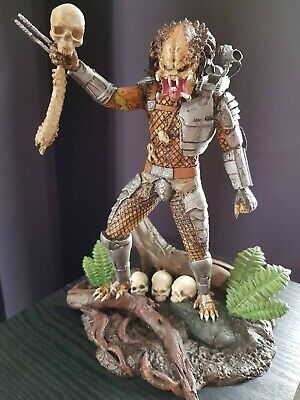 The Predator Figure, Diorama - 3D Printed Garage Kit.. • 100£