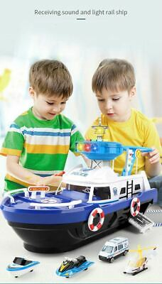 AU57.19 • Buy Toys For Boys Age 3 4 5 6 7 8 9 Year Old Kids Boat Diecasts & Toy Ship Gift Boat