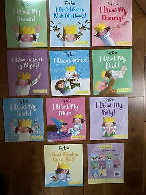 The Little Princess 10 Books Christmas Collection Set RRP 70/- By Tony Ross🎄 • 3.20£