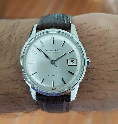Vintage IWC R810A Serviced Cal.8541 Automatic MINT Condition ALL Original • 1,350£