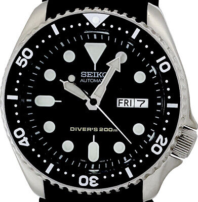 $ CDN54.02 • Buy Vintage Mens Watch SEIKO 7S26 Diver SKX Mod W/all Original Sekio Hand Set