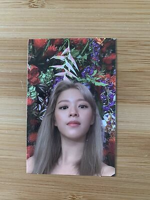 Kpop Twice Official Eyes Wide Open I Can't Stop Me Jeongyeon Photocard • 4.95£