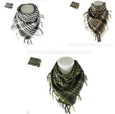 $6.99 • Buy Scarf Premium Lightweight Military Arab Tactical Desert Army Scarf For Unisex