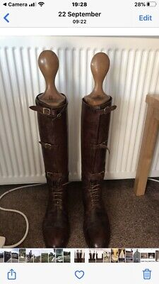 Ww1 Officers Boots  • 275£