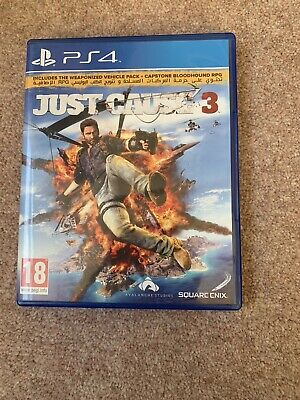 Just Cause 3 PS4 Playstation • 0.99£