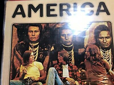 AMERICA – 1st Album - A Horse With No Name - Mint Condition • 8.99£