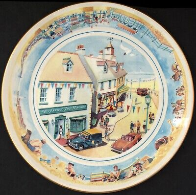 Masons - Ringtons Collectable Plate - Seaside Days • 7£