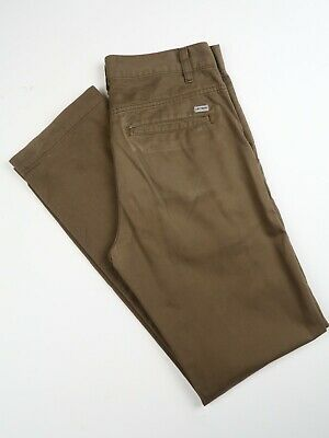 Carhartt Mens Station Pants Trousers Chinos Sz 29  X 32  (E602) • 14.99£
