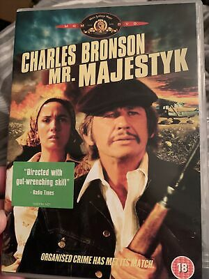 Charles Bronson Mr Majestyk Dvd • 2.20£