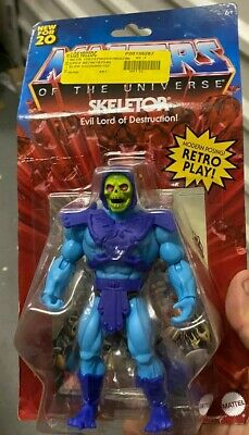 $22 • Buy New, Masters Of The Universe Origins Skeletor 5.5 In Action Figure. Retro Play