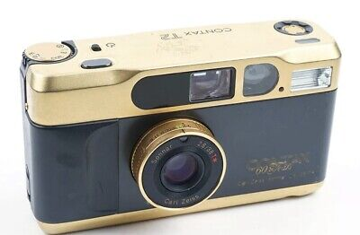 $ CDN1459.01 • Buy [Mint Lens] CONTAX T2 Gold 60 Years Limited Anniversary Lens Mint Condition
