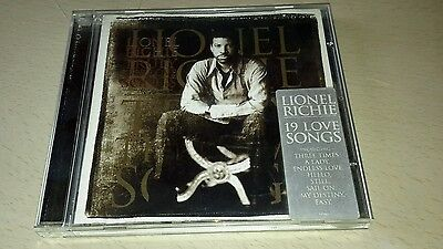 Lionel Richie - Truly The Love Songs  - Music Cd  • 0.99£