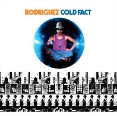 ID1398z - RODRIGUEZ - COLD FACT - Vinyl LP • 54.84£
